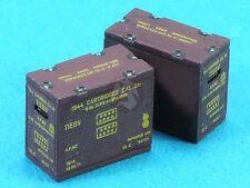 Legend 1/35 M1917 .30 Cal Ammo Crates (8 Round Clip Type) (8 pcs w/Decal) LF1295