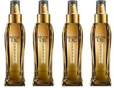 LOREAL MYTHIC OIL 100ml  ~ NOURISHING OIL FOR ALL HAIR TYPES PACK OF 4