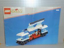 LEGO® Town Classic Bauanleitung 4560 Railway Express ungelocht BA Anleitung B