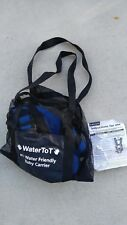 New The Original Watertot Blue Water Baby Carrier For Infants 8-38 lbs