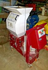 2011 Wittmann 3 Hp Plastics Grinder/Granulator #W4736 460V/3 Portable - No Motor