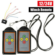 More details for winch remote wireless twin handset with control box universal 12  or 24  w e