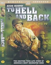 To Hell and Back (1955) Audie Murphy / Marshall Thompson DVD NEW *FAST SHIPPING