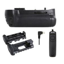 Meike Battery Grip for Nikon D7100 D7200 as MB-D15 + Shutter release remote