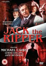 Jack The Ripper 5027626454142 With Jane Seymour DVD Region 2