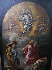 BOZZETTO Italia Verklärung des Herrn  um 1700 Gesù Giovanni Giacomo Pietro ALTAR