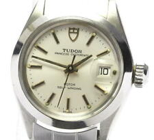 TUDOR Princess Date 92400 cal,2671 Silver Dial Automatic Ladies Watch_557888