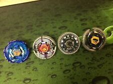 Beyblade Lot Of 4 No Reserve Metal Vintage Rare