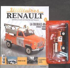 UTILI_  RENAULT N° 3 LALOLORALE4X4 RENAULT SERVICE 1956