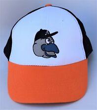Aberdeen Ironbirds Mascot wearing Team Logo Cap MiLB Baseball Cap Hat Adustable
