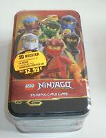 LEGO Ninjago Serie 5 Trading Card Game - Mega Tin Dose inkl. 1 Limitierte Karte