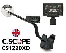 C.Scope CS1220XD Metalldetektor