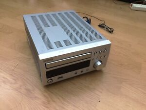 Denon RCD-M37DAB In OK Condition Main Unit Only