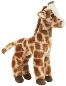 Douglas Cuddle Toys Ginger Giraffe #4091 Stuffed Animal Toy