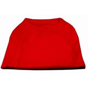 Mirage Pet Products 16-Inch Plain Shirts, X-Large, Red