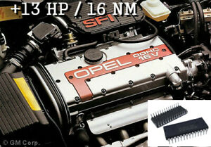 Chip tuning for Opel 2.0 16V C20XE
