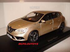 Norev 1 43 Renault Megane 2016 (dune Beige)