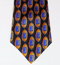 Pure silk tie made in Italy