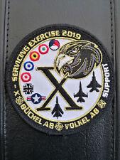NATO Cross Sevicing Exercise 2019 Büchel, Volkel