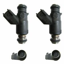 New Set Of Two Harley Davidson 4.5 GPS  Fuel Injectors Fits 2006-10 -27709-06A