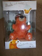 BNIB NEW I LOVE YOU MUMMY BROWN BEAR SOFT TOY STORY BOOK BEDTIME GIFT