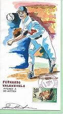 WILD HORSE HP LOS ANGELES DODGER FERNANDO VALENZUELA THROWS A NO-HITTER  Sc 2417