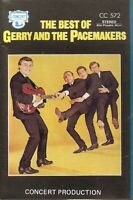 Gerry & The Pacemakers .. The Best Of. Import Cassette Tape