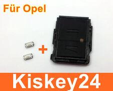 2T CHIAVE Alloggiamento Copertura per Opel Meriva Astra Corsa C COMBO + 2xtaster