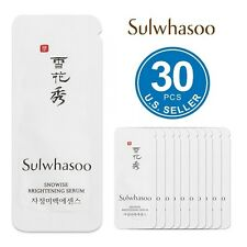 Sulwhasoo Snowise Brightening Serum 1ml x 30pcs(30ml) FREE SHIP USA