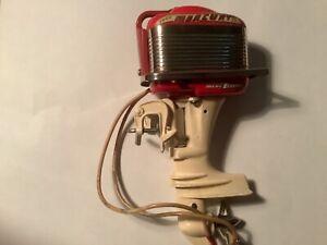 1950'S Vintage K&O Mercury MARK 55-E Toy Outboard Motor