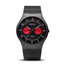 Horloge - Staal - Zwart - Ø 39 mm