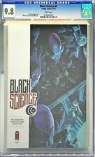 BLACK SCIENCE #5 CGC 9.8 :  IMAGE COMICS / RICK REMENDER & DEAN WHITE
