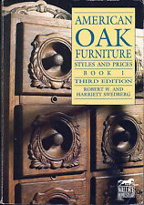 1992 American Oak Furniture  by Robert W.and Harriett  Swedberg Illustrated