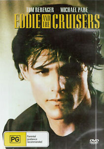 Eddie & the Cruisers Part 1 DVD Brand New and Sealed Australia