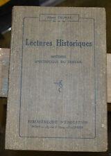 ANCIEN LIVRE LECTURE HISTORIQUE RECOMPENSE D ECOLIER ECOLE ELEMENTAIRE BREVET