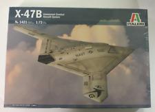 Italeri Nº1421 X-47b Unmanned Combat escala 1/72