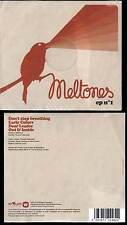 "MELTONES ""EP n°1"" (CD EP 4 titres Digipack) 2010 NEUF"