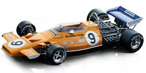 1:18th McLaren M19A Denny Hulme #9 Monaco GP 1971