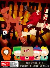 South Park : Season 22 (DVD, 2019, 2-Disc Set)