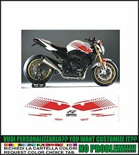 kit adesivi stickers compatibili fz6 abarth
