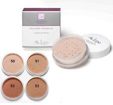 LEPO POLVERE MINERALE ai Pigmenti Minerali Puri -Tonalità 53 (SCURA)-10gr