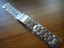 ORIS WILLIAMS F1 Day Date 2004 s/ STEEL 82501 band bracelet strap case 635 7560