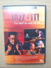 JAZZ-IT! The Best Of Jazz On TDK (DVD)