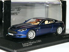 Minichamps 2003 Aston Martin DB9 Metallic Blue LTD ED 1/43