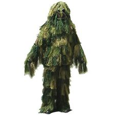 Condor GSXL Ghillie Suit 3 Piece Set Camouflage Sniper Hunting XL-XXL Woodland