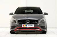 NEW GENUINE MERCEDES BENZ MB A CLASS 2012- W176 FRONT BUMPER LOWER GRILL