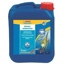 AKTION !!!  5 Liter Kanister Wasseraufbereiter sera aquatan - entfernt Chlor..