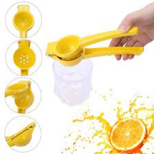 Tools Orange Aluminum Alloy Lime Hand Press Kitchen Juicer Lemon Squeezer