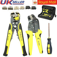 JX 1601 Ratchet Terminal Wire Crimper Crimping Pliers Tool 3.96-6.3mm 26-16AWG
