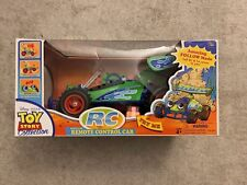 Toy Story Signature Collection RC - Thinkway Toys : Movie Replica NEW!